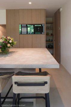 SPHERE CONCEPTS - Project L. Sally's Kitchen, Small Kitchen Pantry, Kitchen Dinning Room, Kitchen Layout, Kitchen Design, Luxury Kitchens, Home Kitchens, Home Interior, Kitchen Interior
