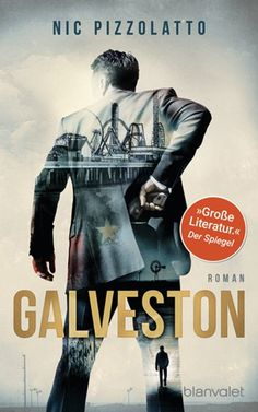 Galveston by Nic Pizzolatto cover images figure © Stephen Mulcahey / Arcangel Images