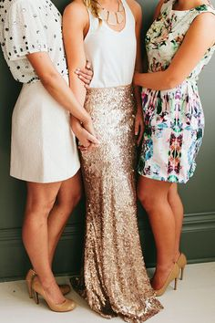 Brides + bridesmaids -- here's where to shop for your wedding day style (and it's on sale until TONIGHT)!