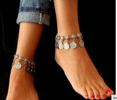 Well Made Ankle Bracelet To Wear Anywhere Beach, Pool, Barefooted At Home...You Get The Point Sexy and Sofisticate Great Price Includes Delivery Free Shipping 3 To 4 Weeks