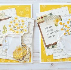 Do pretty layered cards seem overwhelming? @Wendysuea shows how to create these gems step-by-step on the blog today. -------------------------- #PebblesInc #MadeWithPebbles #MadeWithJen #SimpleLifeCollection