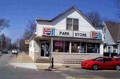 Across from Miller Park Bloomington Illinois, Vintage Photos, The Neighbourhood, Pepsi, Park, Lincoln, Outdoor Decor, Roots, Memories