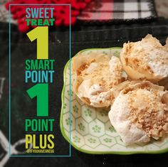 """Fluffer Nutter Bites: 1 Weight Watchers Smart Point / 1 Points Plus   If You Have An Egg Wow I got a lot of questions about these and have already had several people make them!  Soooo Easy.  Soooo yummy.   And yes, that's just marshmallow Fluff in the middle, nothing fancy ☺ You should try them!  Fluffer Nutter Bites are so easy to make and only 1 Smart Point / 1 Points Plus each!  Easy recipe is already up on my blog, link in bio search """"fluffer"""" or visit…"""