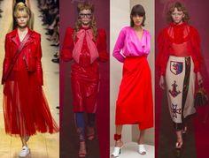 10 Modefarben für Frühjahr Sommer 2017 Pantone Fashion Color Bericht | Mode