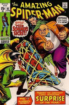 Amazing Spiderman #85 Junio 1970