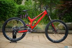 2015 Specialized Demo 8 S-Works Carbon 650B