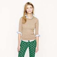 Tippi sweater from J. Crew. Must have.