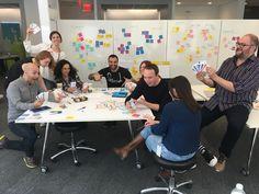 IBM Design Thinking workshop