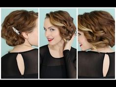 Holiday Faux Bob - No teasing required :D!  Super helpful and easy to follow!
