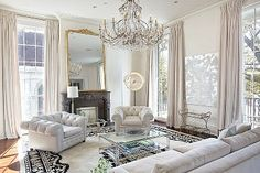 New Orleans house rental - Front Parlor