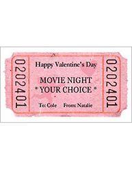 Imprimibles: Vales / Cupones de amor para San Valentín (Recopilación)