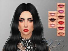Lipstick 08 at Nastasya94 via Sims 4 Updates