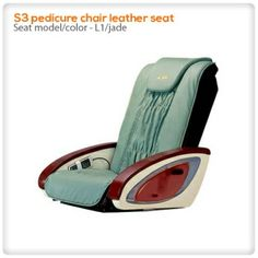 S3 #pedicure #chair #leather #seat