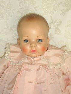 Madame Alexander pink Taffeta Victoria,