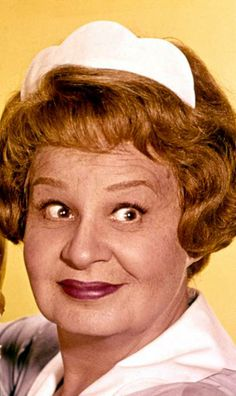 """Shirley Booth -- (8/30/1898-10/16/1992). Actress of Broadway, TV & Film. She portrayed Hazel Burke in TV Show """"Hazel"""". Movies -- """"About Mrs. Leslie"""" as Mrs. Vivien Leslie and """"Hot Spell"""" as Alma Duval. She was blind in her last years and died after a brief illness at her home at age 94."""