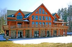 From--  Wholesale Log Homes