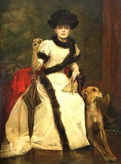 Never Bring a Dog into a Drawing Room: The Etiquette of Paying Calls with Pets – Mimi Matthews