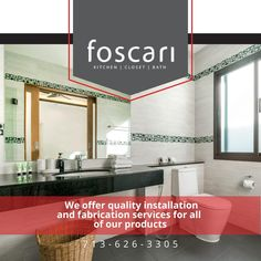 Modern Cabinets, Kitchen and Bathroom European Cabinets in Houston Kitchen Cabinets In Bathroom, Kitchen Cabinet Design, Contemporary Style Bathrooms, New Home Construction, Modern Cabinets, Cabinet Styles, Quartz Countertops, Bathroom Styling, Innovation Design