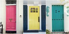 What Your Front Door Color Says About You  - HouseBeautiful.com