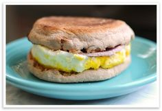 Breakfast Sandwich Recipes to Begin Your Day   Healthy Breakfast Info