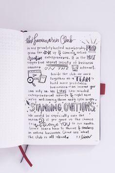 The Luminaries Club for creative entrepreneurs