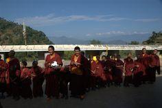 Support a Maratika monk The Monks, Lodges, Dolores Park, Places, Travel, Life, Cabins, Viajes, Destinations