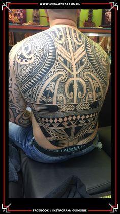 BIG WORK: Maori Style  Tattooed by: Jim Orie  Dragon Tattoo Becoming A Tattoo Artist, Tattoo Portfolio, Unique Tattoos, Tribal Tattoos, Tattoo Artists, Dragon, Big, Style, Maori