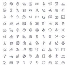 36 Fresh Free Icon Sets – May 2015 Edition