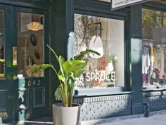 Spruce, 2043 Magazine St, New Orleans, a modern store carrying extraordinary products for your home and design services. We carry fireplaces, tabletop, wallpaper, home decor and jewelry. Open Monday thru Saturday 11am-5pm