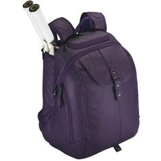 Wilson Paris Backpack Tennis Bag - http://www.closeoutracquets.com/tennis-and-racquetball-bags/tennis-bags/wilson-paris-backpack-tennis-bag/