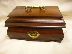Bombay Music Jewelry Case Bombay Company Plays Song Its a