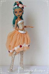 Monster High - dress | by venecja1