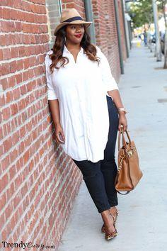 Plus Size Fashion for Women - Trendy Curvy