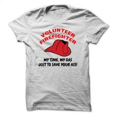 Volunteer Firefighter T Shirts, Hoodies, Sweatshirts - #sweats #boys hoodies. GET YOURS => https://www.sunfrog.com/LifeStyle/Volunteer-Firefighter.html?60505