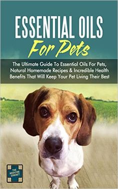 this ebook on using essential oils with pets (including natural homemade recipes) is FREE right now