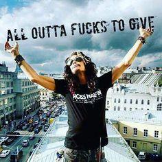 Steven Tyler....Love him!