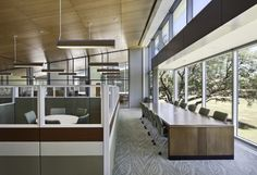 Botanical Research Institute of Texas by architects Hugh Hardy & Daria Pizzetta #green #architecture #design #LEED