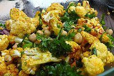 Gerösteter Blumenkohl-Salat 3