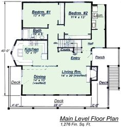 Chalet House Plan Model C 511 Lower Floor Plan From Creative House Plans
