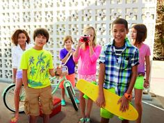 kids styling summer advertisement - Google Search
