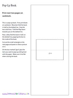 free lapbooks and free templates foldables printables make your own lapbook school. Black Bedroom Furniture Sets. Home Design Ideas