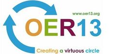 Blogging about the OER13 Conference – issues of open education and open access learning materials – http://www.ucel.ac.uk/oer13