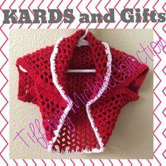 Red Bolero (Shrug) - Kids – KARDS and Gifts