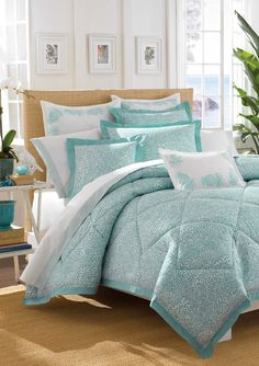 Tommy Bahama Delaport Bay Comforter Set
