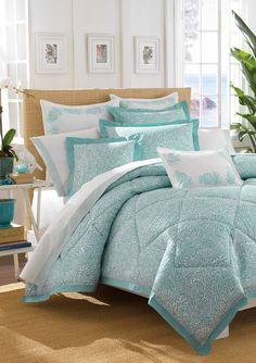 Tommy Bahama Delaport Bay Comforter Set