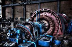 Urban exploration: 30+ hauntingly beautiful images of abandoned power plants - Blog of Francesco Mugnai