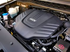 05. The 2015 Kia Sedona Comes With A New Drivetrain | The 2015 Kia Sedona comes exclusively with a 3.3-liter V-6 engine that has been rated to produce 276 horsepower and 248 lb-ft of torque. Kia has also tuned the motor to deliver better mid-range torque to help with acceleration on the highway and on secondary roads.  A six-speed automatic transmission is standard with the Kia, and it features a manual shift mode. | New Jersey, Philadelphia, Delaware