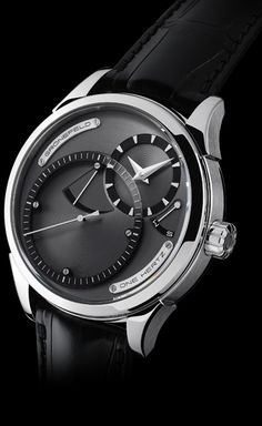 Grönefeld One Hertz watch