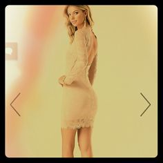 NWT Bebe Blush Sexy Lace Dress Brand new. 159 dollar currently on Bebe plus shipping and tax. Ultra sexy. bebe Dresses Midi