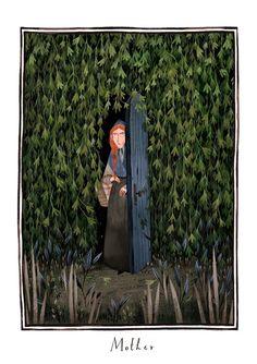 .: The Secret Garden